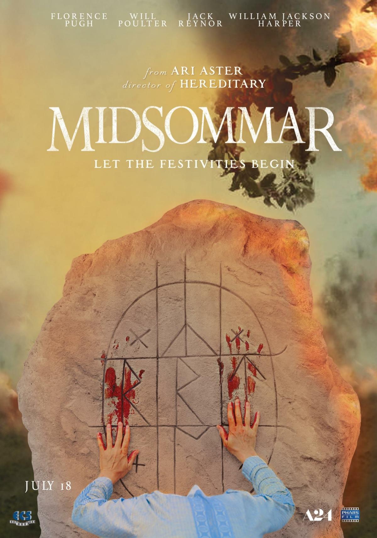 Midsommar (2019, Dir. AriAster)