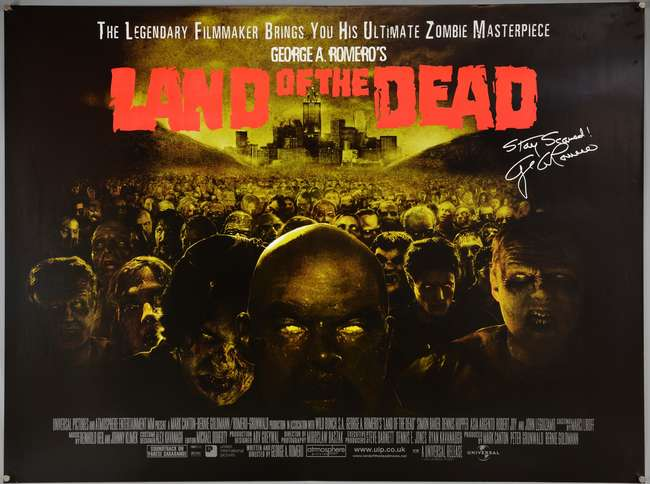 George A Romero's Land of the Dead [AKA Land of the Dead] (2005, dir. George A Romero)