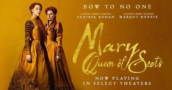 Mary Queen of Scots (2018, dir. JosieRourke)