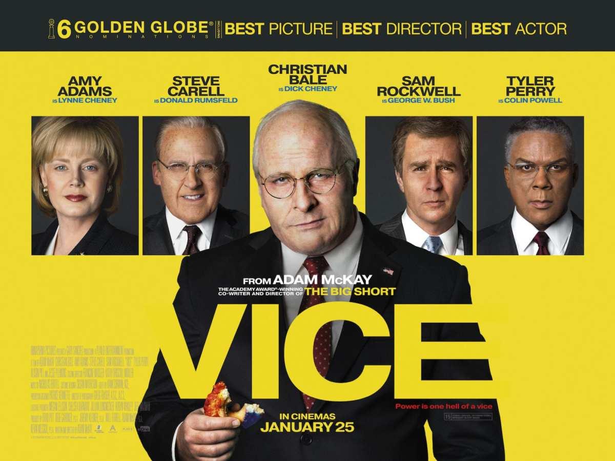 Vice (2018, dir. AdamMcKay)