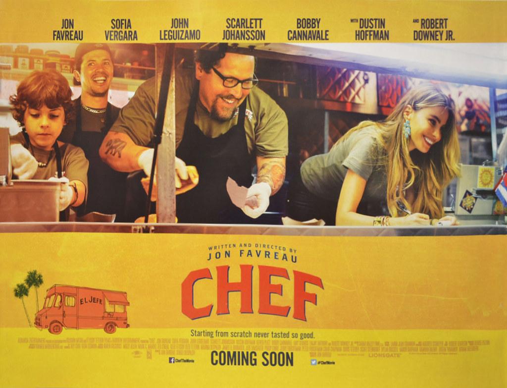 Chef (2014, dir. JonFavreau)