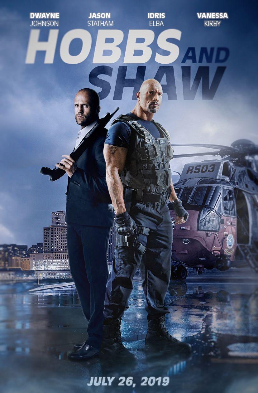 Hobbs and Shaw (2019, Dir. DavidLeitch)