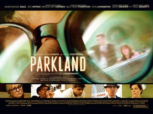 Parkland (2013, dir. PeterLandesman)