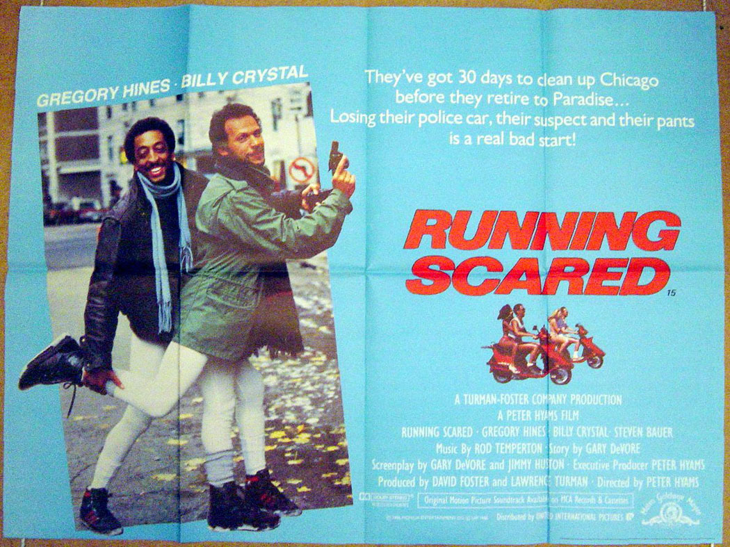 Running Scared (1986, dir. Peter Hyams)