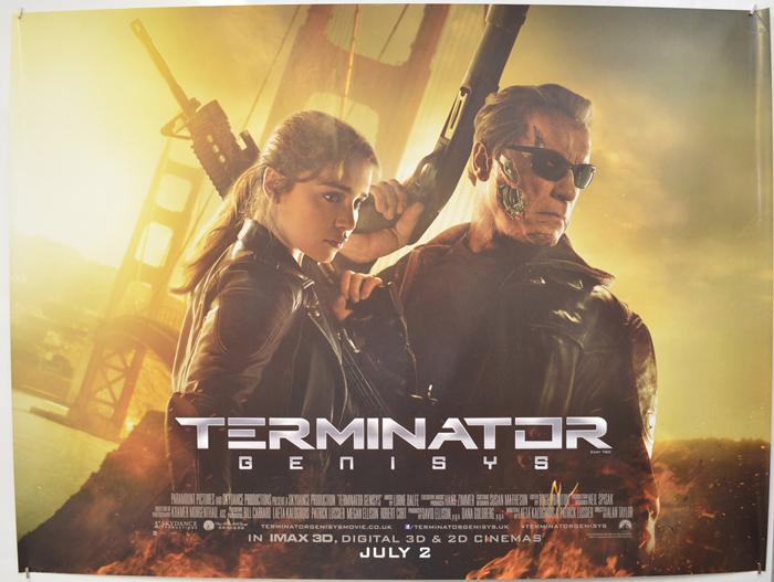 Terminator: Genisys (2015, dir. AlanTaylor)