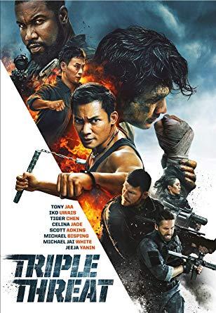 Triple Threat (2019, dir. Jesse VJohnson)