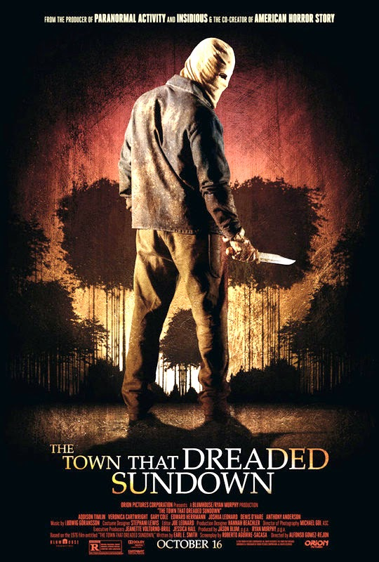 The Town That Dreaded Sundown (2014, dir. Alfonso Gomez-Rejon)