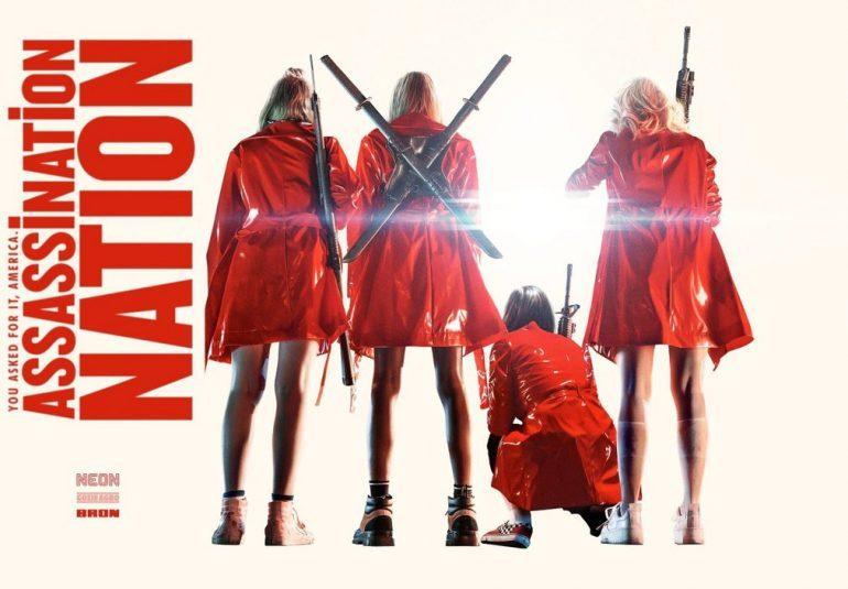 Assassination Nation (2018, dir. SamLevinson)