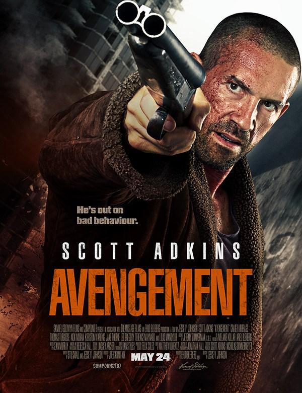 Avengement (2019, dir. Jesse VJohnson)