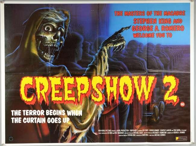 Creepshow 2 (1987, dir. MichaelGornick)