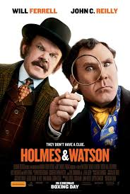Holmes & Watson (2018, dir. EtanCohen)