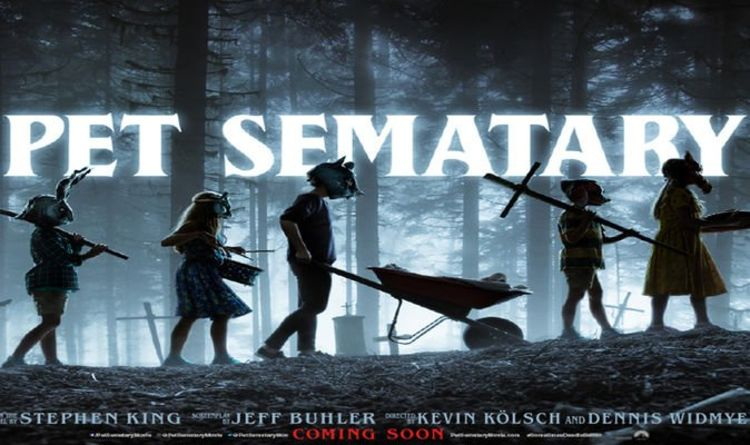 Pet Sematary (2019, dir. Kevin Kölsch and Dennis Widmyer)