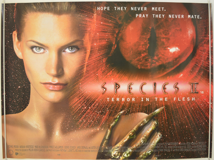 Species II (1998, dir. Peter Medak)