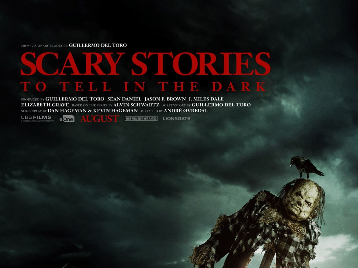 Scary Stories to Tell in the Dark (2019, dir. Andre Ovredal)