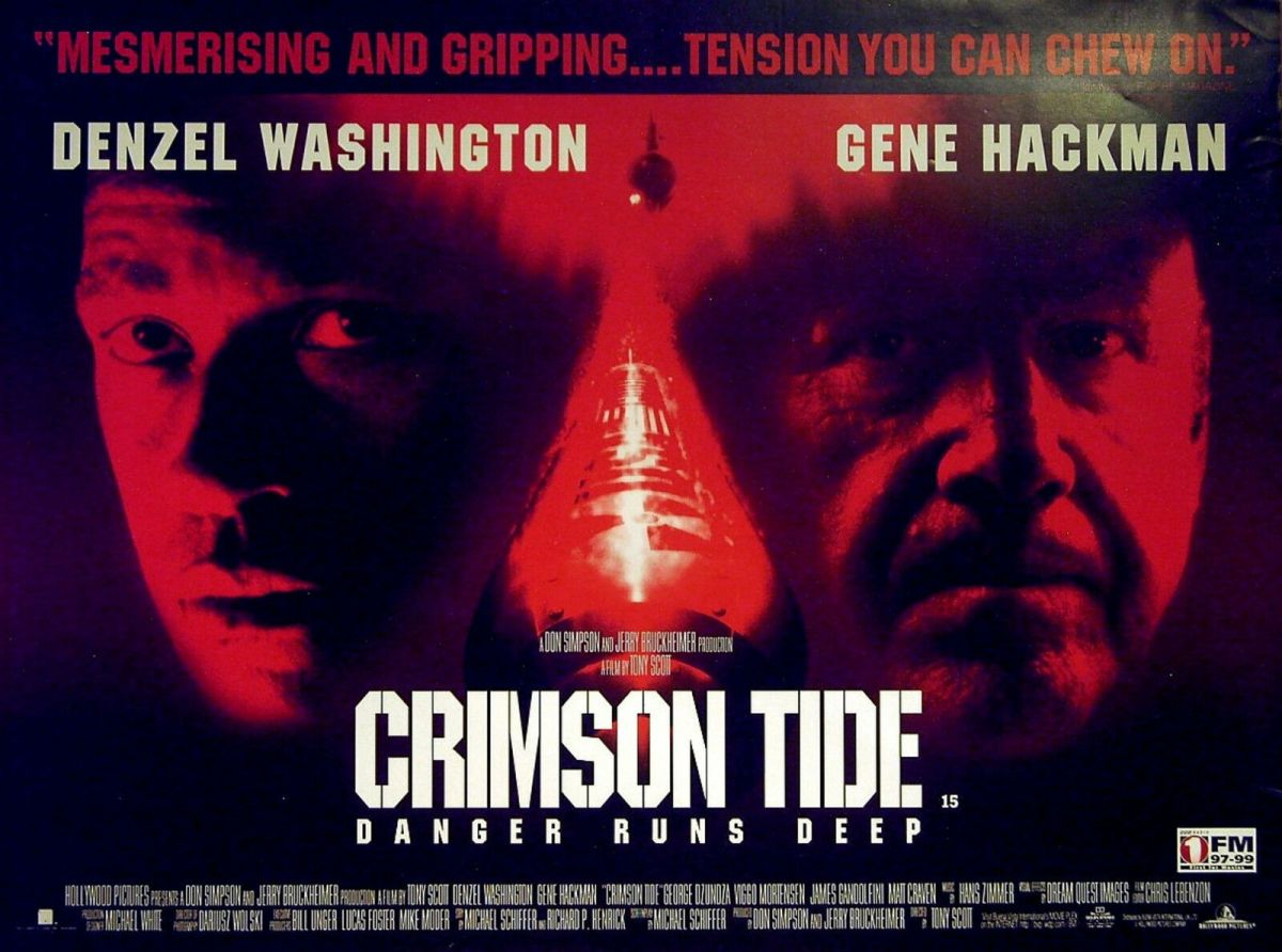 Crimson Tide (1995, dir. Tony Scott)