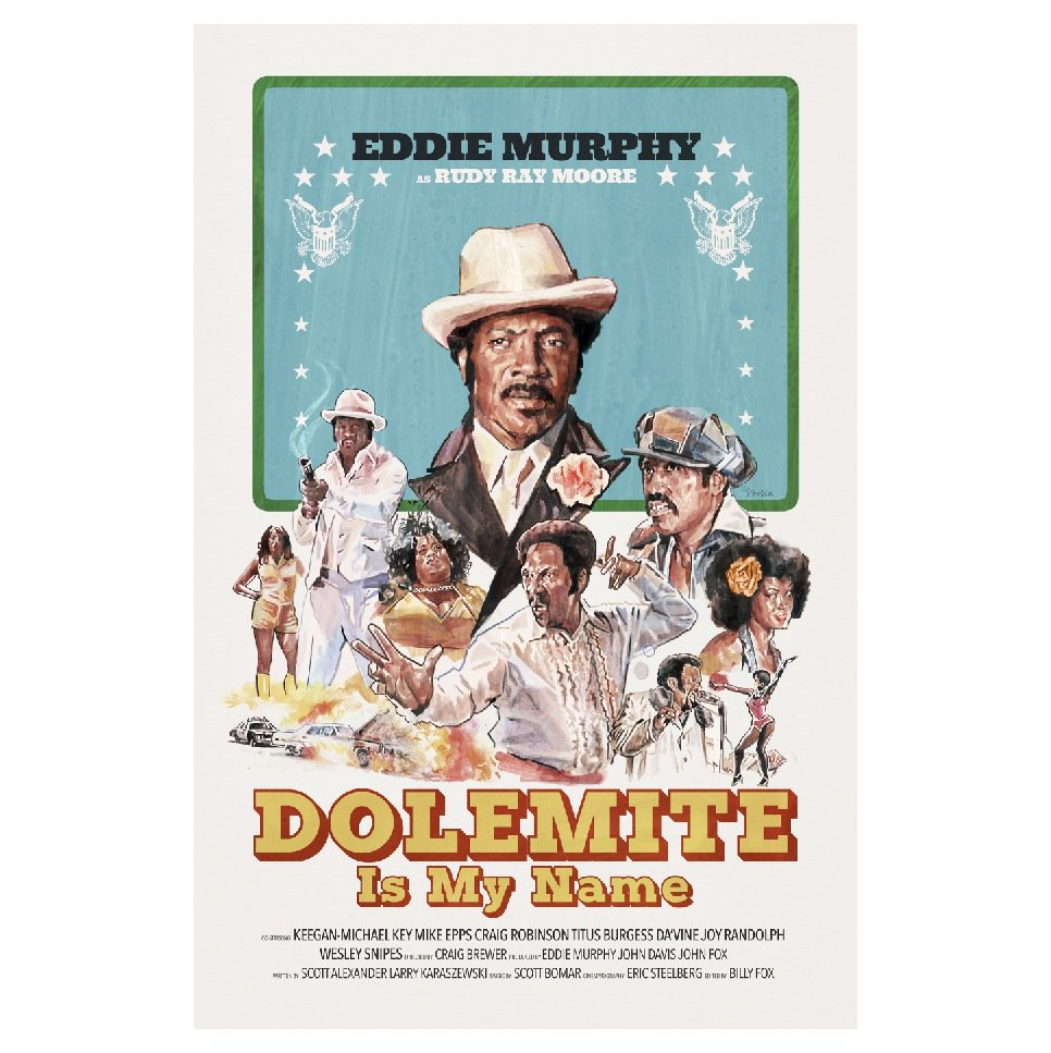 Dolemite Is My Name (2019, dir. Craig Brewer)