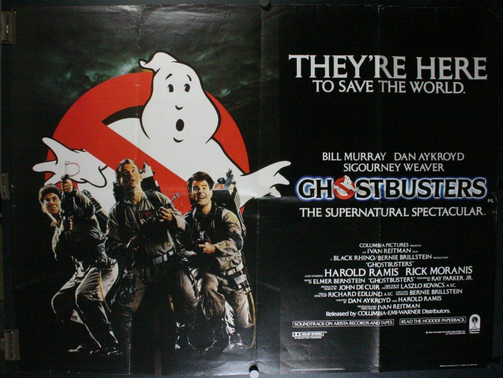 Ghostbusters (1984, dir. IvanReitman)