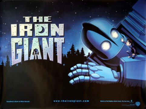 The Iron Giant (1999, dir. Brad Bird)