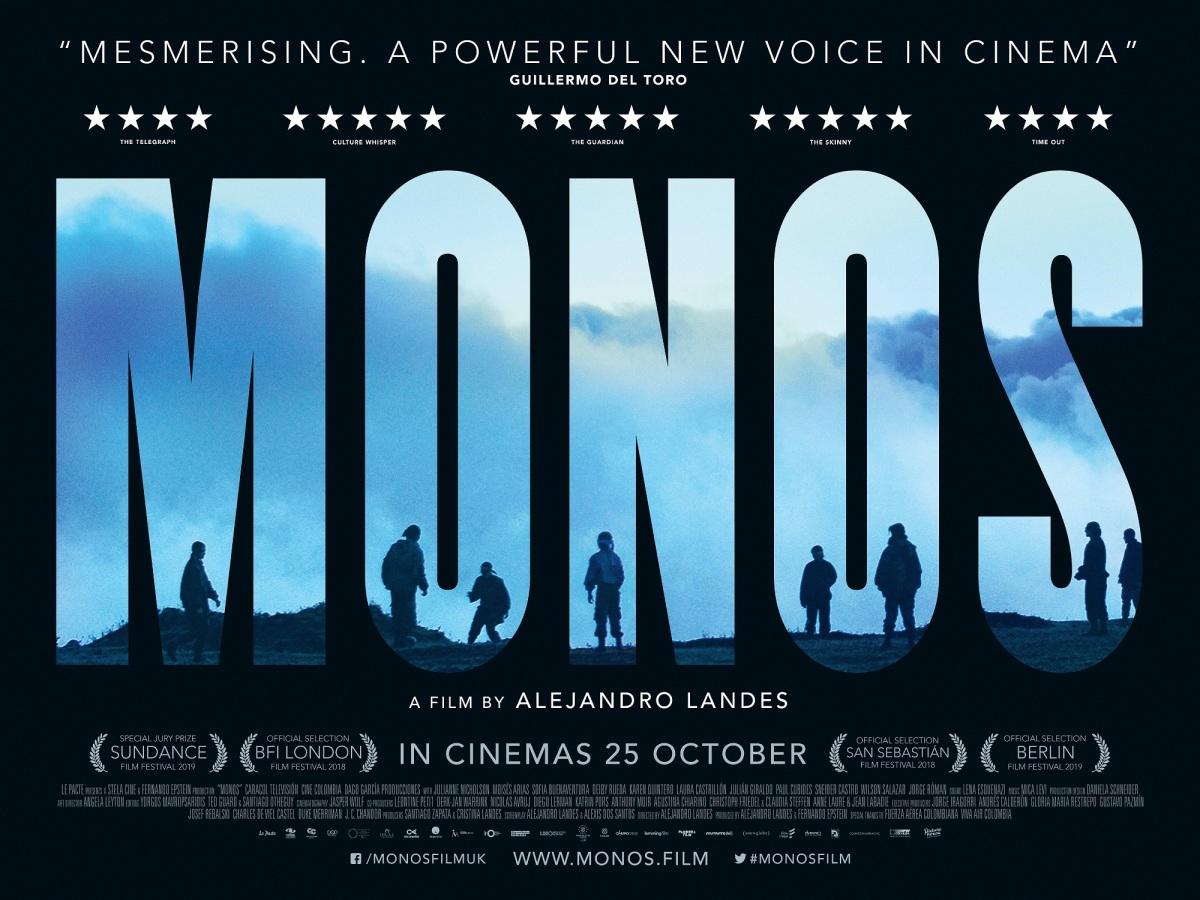 Monos (2019, dir. AlejandroLandes)