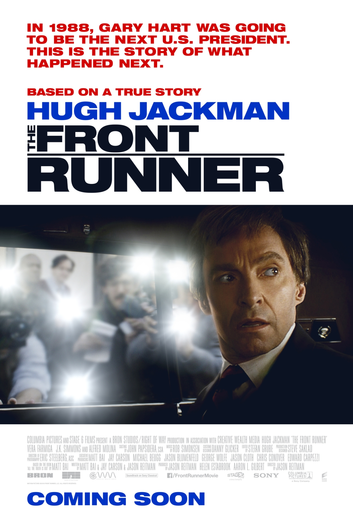 The Front Runner (2018, dir. Jason Reitman)