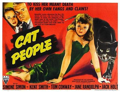 Cat People (1942, dir. Jacques Tourneur)