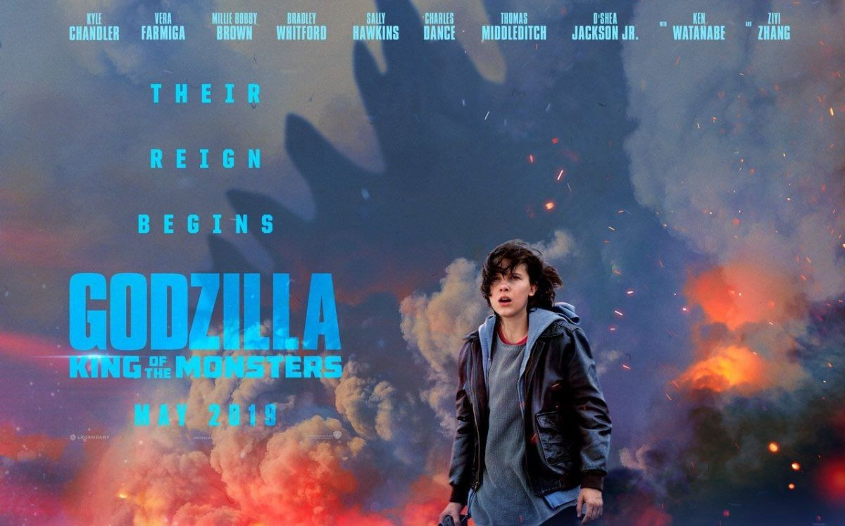 Godzilla: King of the Monsters (2019, dir. Michael Dougherty)