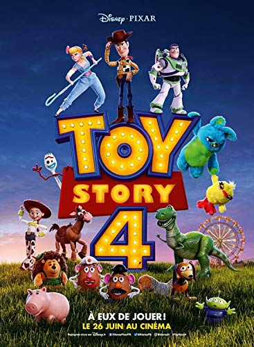 Toy Story 4 (2019, dir. Josh Cooley)