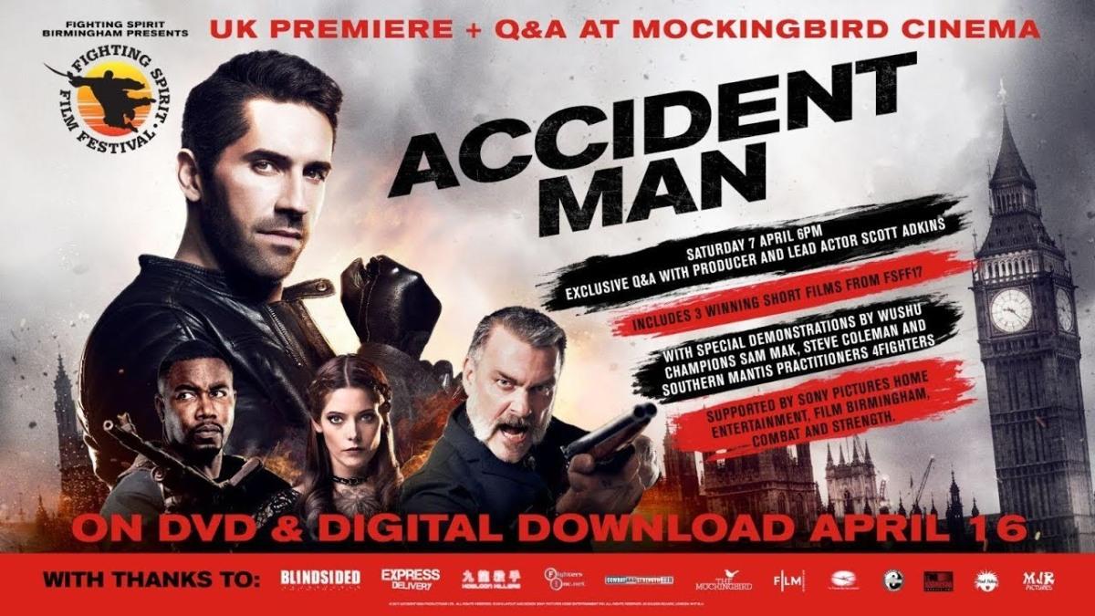 Accident Man (2018, dir. Jesse VJohnson)