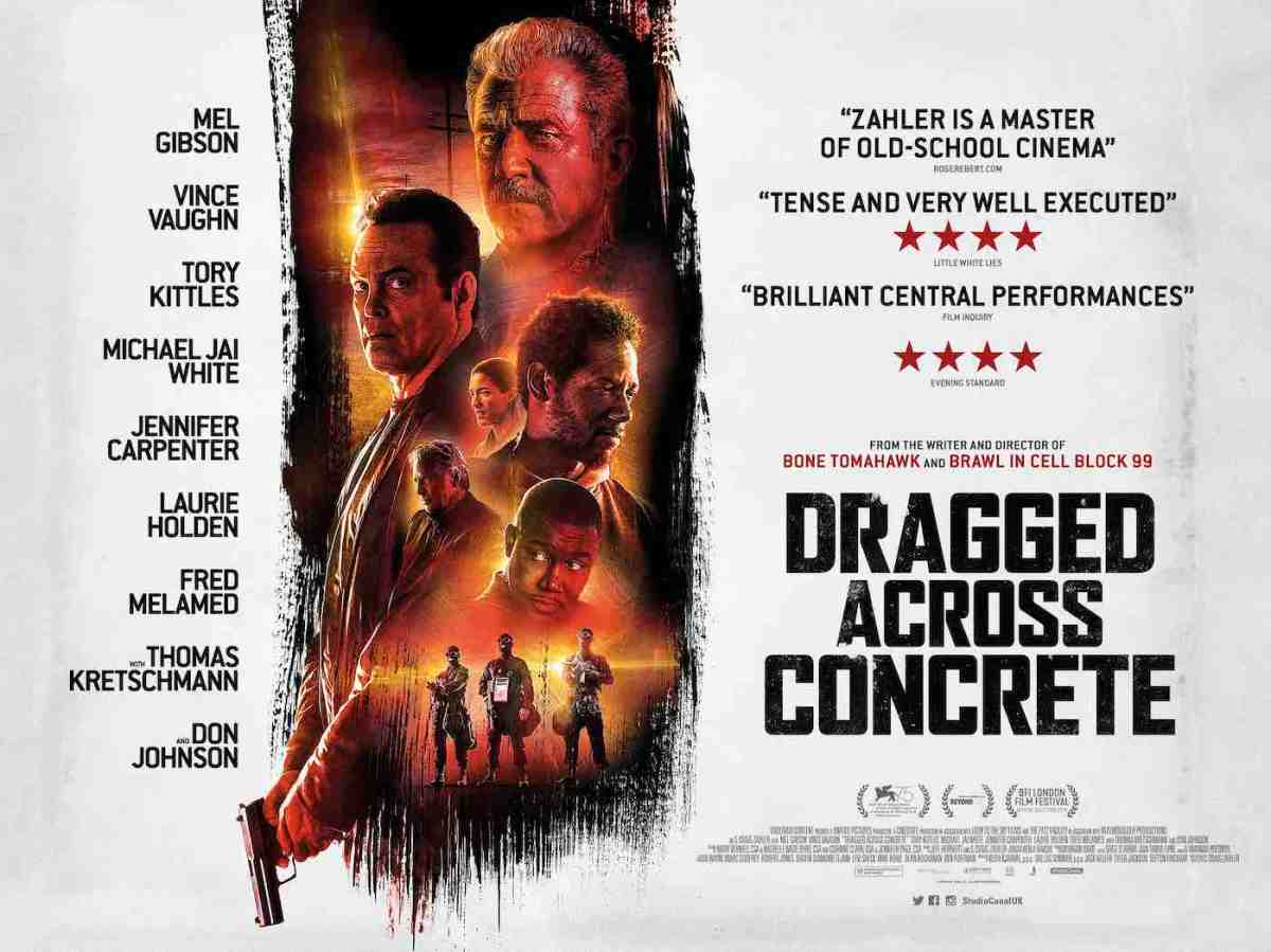 Dragged Across Concrete (2018, dir. S. Craig Zahler)