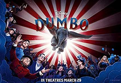 Dumbo (2019, dir. TimBurton)
