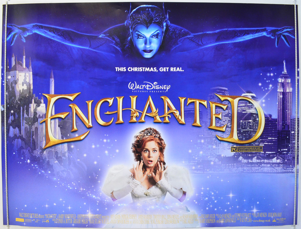 Enchanted (2007, dir. Kevin Lima)