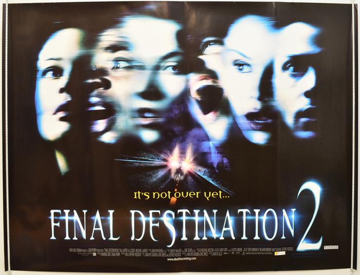 Final Destination 2 (2003, dir. David REllis)