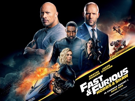 Hobbs & Shaw [AKA Fast and Furious (Presents): Hobbs & Shaw] (2019, dir. David Leitch)