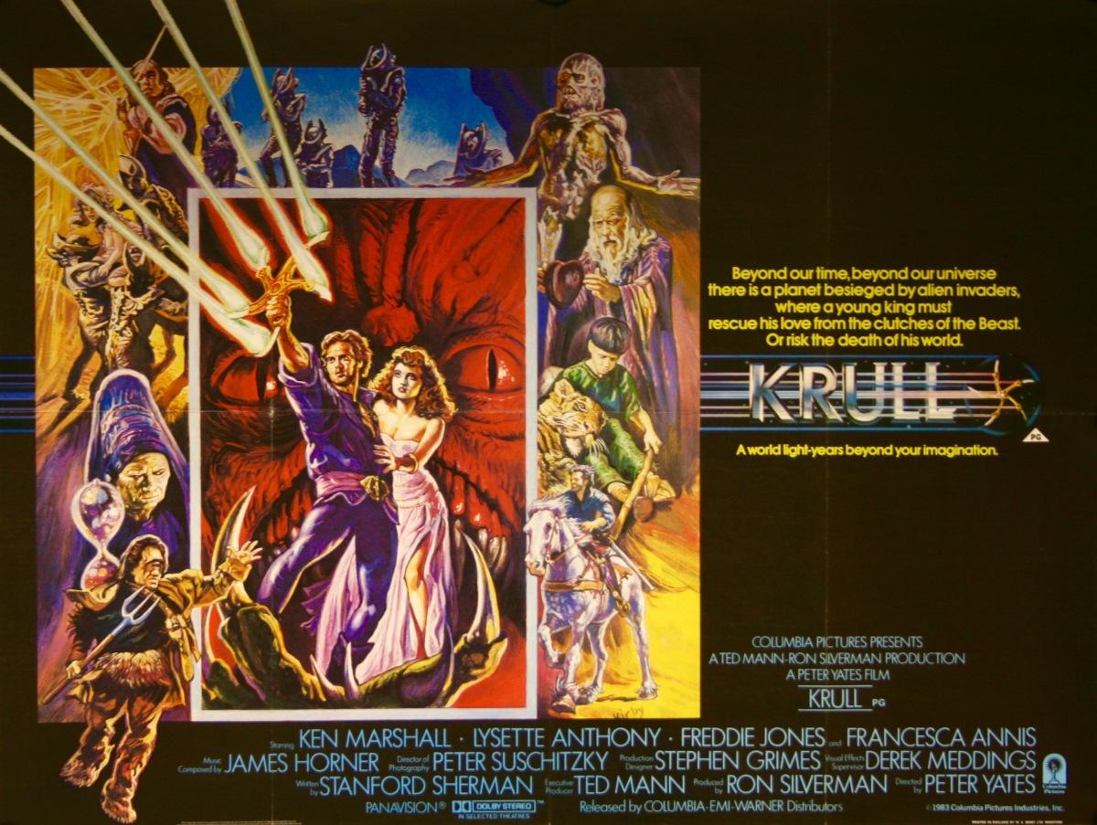 Krull (1983, dir. PeterYates)