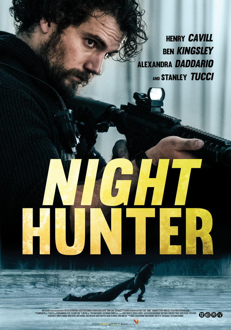 Night Hunter [AKA Nomis] (2018, dir. DavidRaymond)