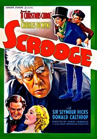 Scrooge (1935, dir. HenryEdwards)