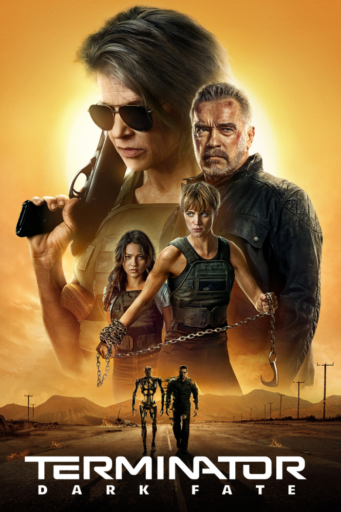 Terminator: Dark Fate (2019 Dir. TimMiller)