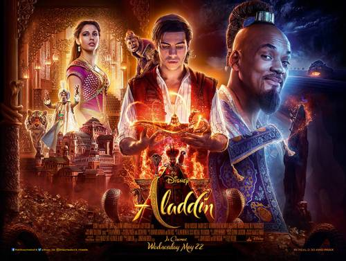 Aladdin (2019, dir. Guy Ritchie)