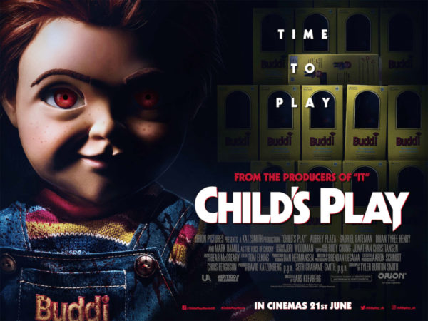 Child's Play (2019, dir. Lars Klevberg)