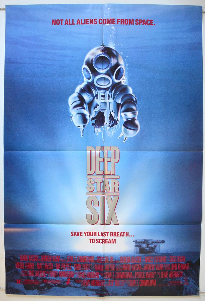 Deepstar Six (1988, dir. Sean S.Cunningham)