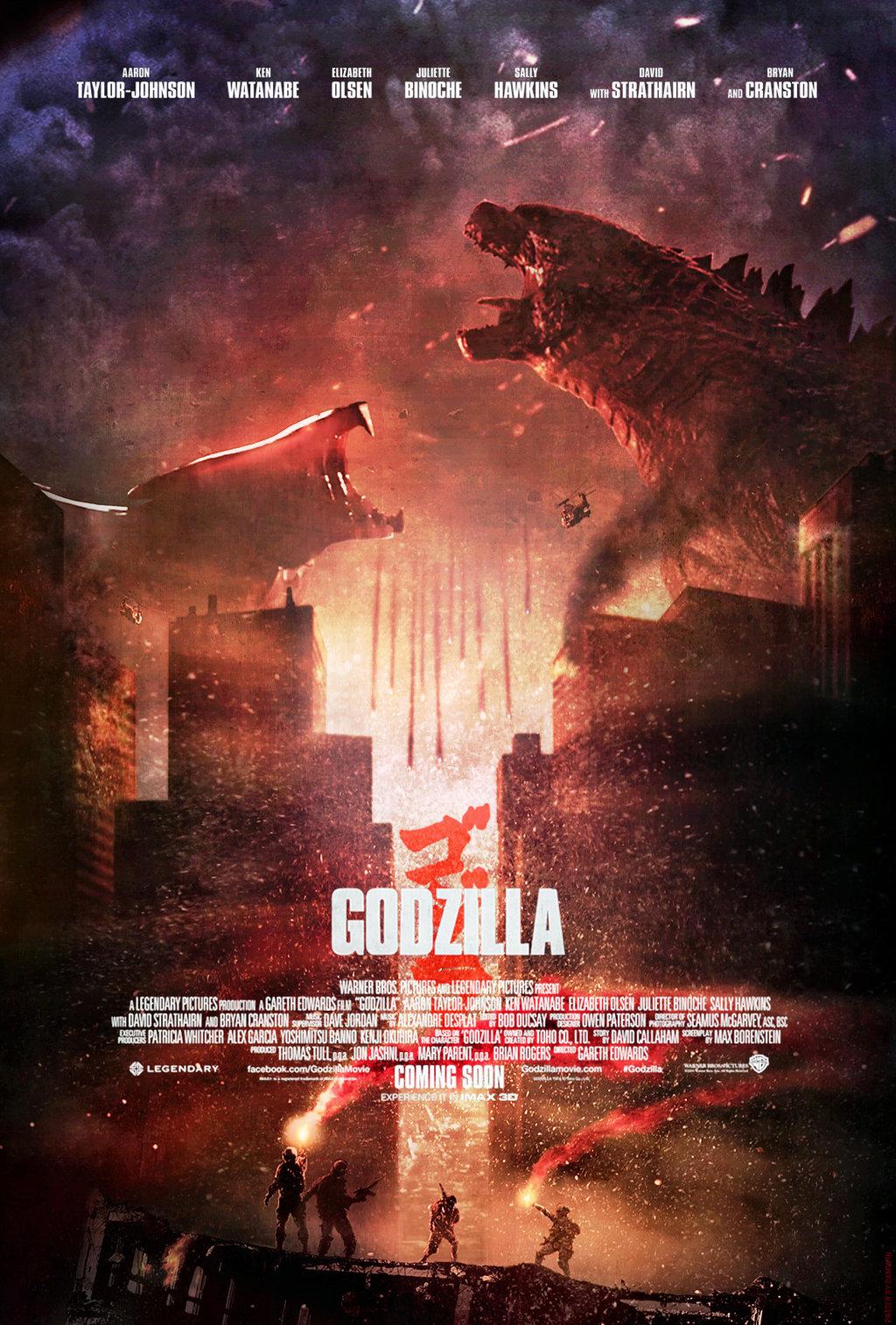 Godzilla (2014, dir. GarethEdwards)