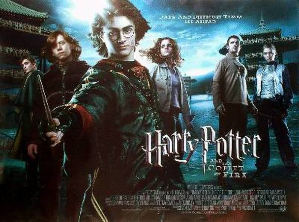 Harry Potter and the Goblet of Fire (2005, dir. MikeNewell)