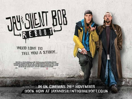 Jay and Silent Bob Reboot (2019, dir. Kevin Smith)