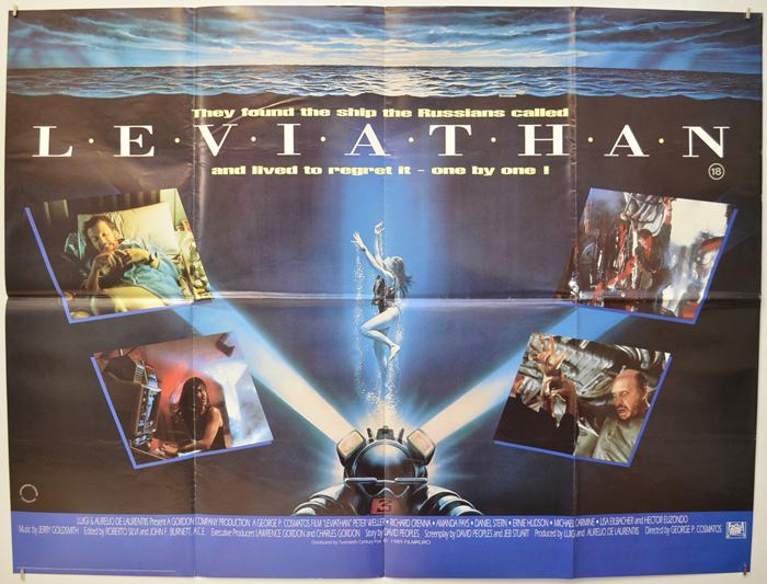Leviathan (1989, dir. George PanCosmatos)