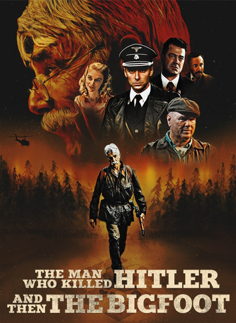 The Man Who Killed Hitler And Then The Bigfoot (2018, dir. Robert D. Krzykowski)