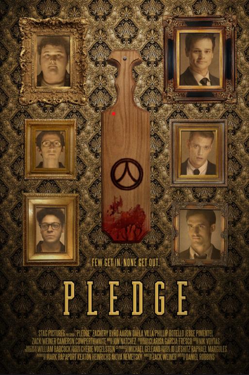 Pledge (2018, dir. DanielRobbins)