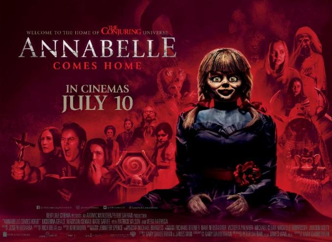 Annabelle Comes Home (2019, dir. GaryDauberman)