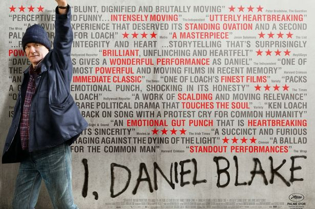 I, Daniel Blake (2016, dir. KenLoach)