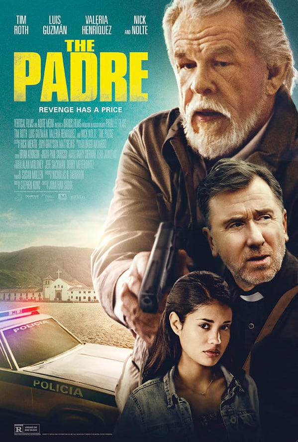 Padre [AKA The Padre] (2018, dir. JonathanSobol)