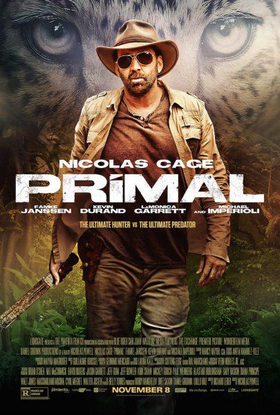 Primal (2019, dir. NicholasPowell)